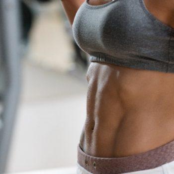 диастаз - косые мышцы живота
