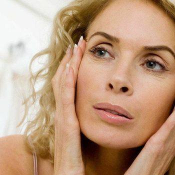 пластическая операция - кожа лица