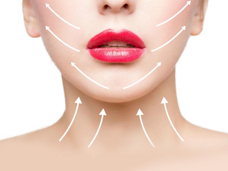 Пластика нижней части лица и шеи