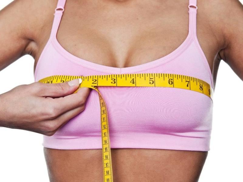 увеличивающая маммопластика для груди маленького размера
