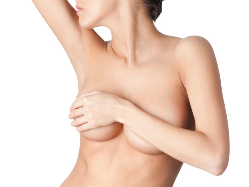 Увеличение молочных желез груди